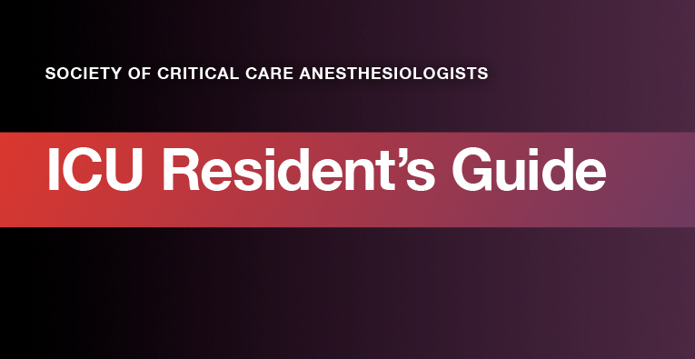 The Society of Critical Care Anesthesiologists SOCCA Membership