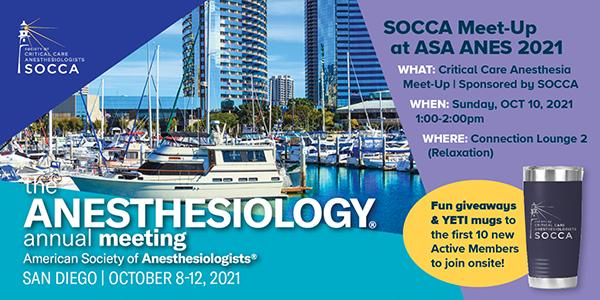 ASA Annual Meeting 2021